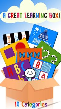 Kids Learning Box Affiche