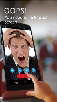 Touch Lock - disable your touch screen الملصق