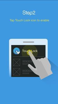 6 Schermata Touch Lock