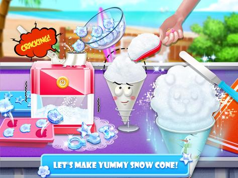 Snow Cone Maker - Frozen Foods screenshot 5