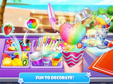 Snow Cone Maker - Frozen Foods screenshot 7