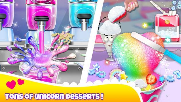 Girl Games: Unicorn Cooking Games for Girls Kids screenshot 2