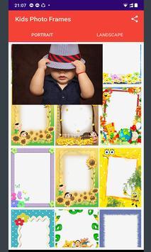 Kids Photo Frames screenshot 4