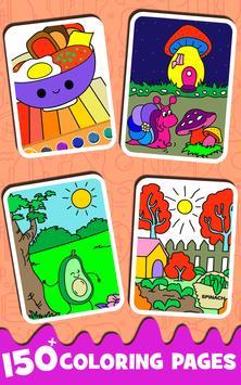 Fruits Coloring screenshot 8