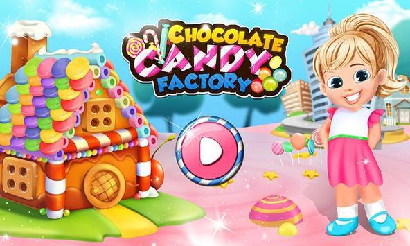Chocolate Candy Factory screenshot 14