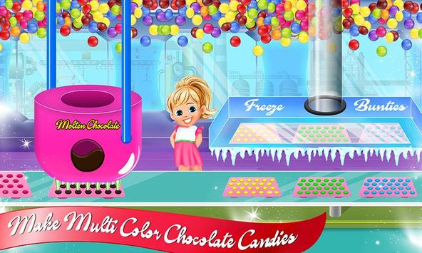 Chocolate Candy Factory screenshot 1