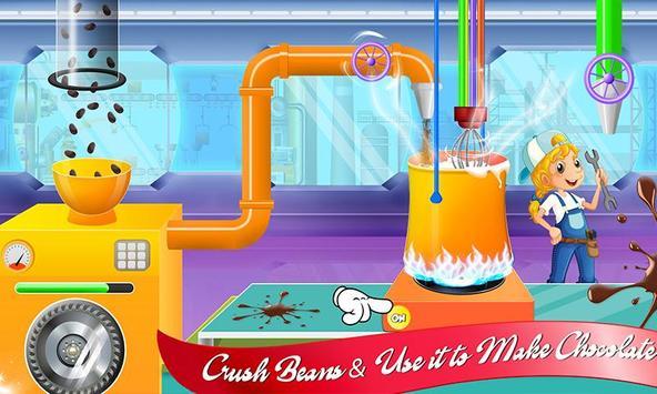 Chocolate Candy Factory screenshot 9