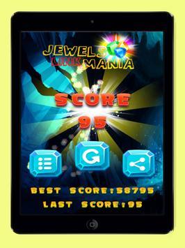 Jewels Blast Mania screenshot 7