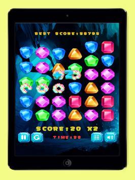 Jewels Blast Mania screenshot 6