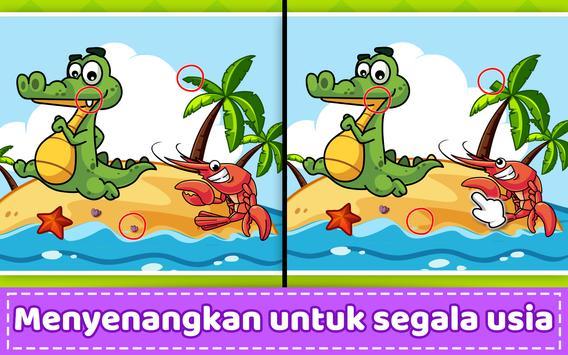 Carilah perbedaannya screenshot 1