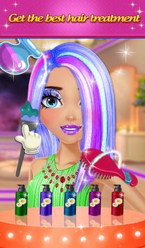 Makeup Girl games- Lol Doll Makeup Games for Girls screenshot 8