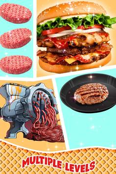 🌭🍔 Burger maker - 🍳🍟 French Fries Cooking game screenshot 4