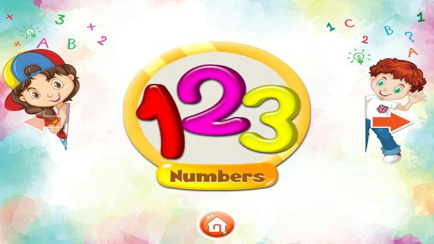 Numbers for Kids and ABC for Kids screenshot 8
