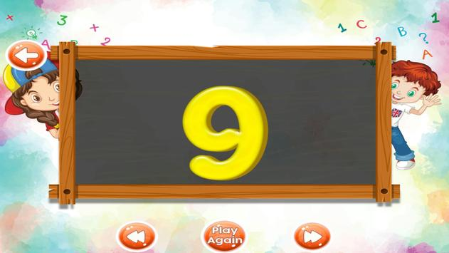 Numbers for Kids and ABC for Kids screenshot 3