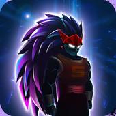 Dragon Shadow Fighter: Super Hero Battle Legend icon
