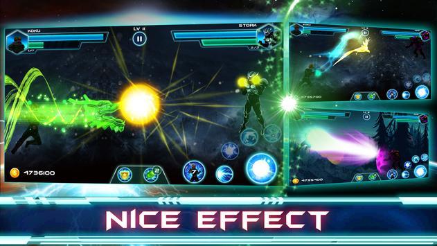 Dragon Shadow Fighter: Super Hero Battle Legend screenshot 1