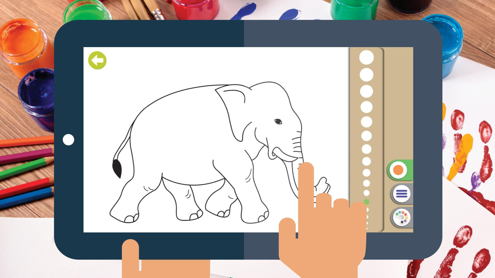 Coloring book for kids for Android - APK Download
