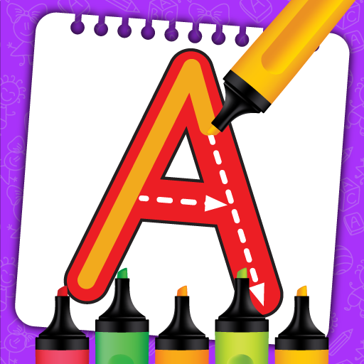 ABC Letter & 123 Number Tracing Games for Kids