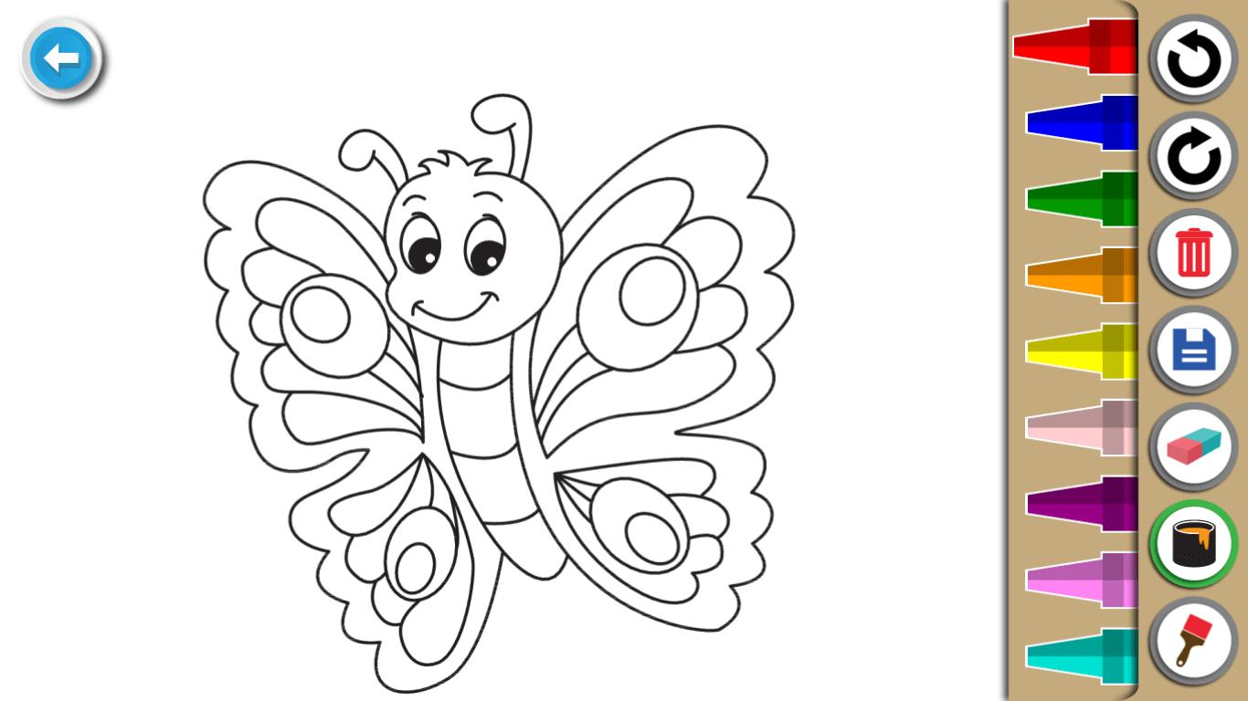 1030+ Coloring Book Cute Animals Free Images