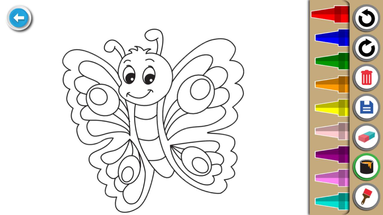 Kids Coloring Book : Cute Animals Coloring Pages for Android - APK Download