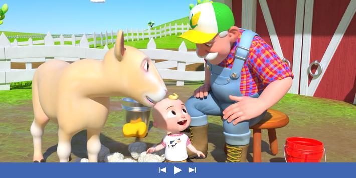 Kids Songs Baa Baa Black Sheep Children Baby Shark screenshot 5