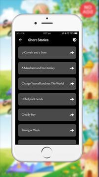 1000 English Stories (Offline) Ekran Görüntüsü 5