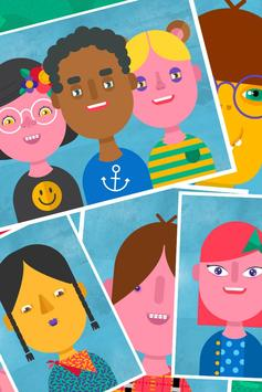 Fun Family Photo App - KIM screenshot 3