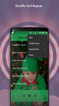 Baby Calm Sound screenshot 3