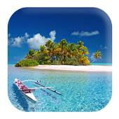 Relax Beach Sounds icon