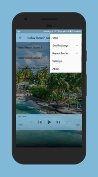 Relax Beach Sounds screenshot 3