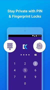 Keepsafe screenshot 1
