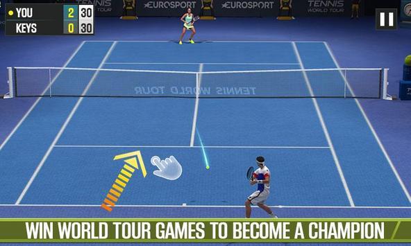 Tennis Open 2019 - Virtua Sports Game 3D poster