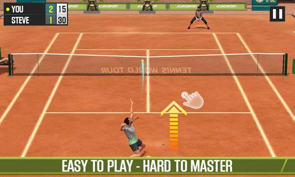 Tennis Open 2019 - Virtua Sports Game 3D screenshot 1
