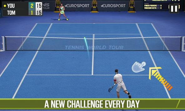 Tennis Open 2019 - Virtua Sports Game 3D screenshot 2