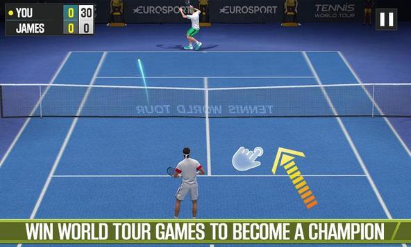Tennis Open 2019 - Virtua Sports Game 3D screenshot 3