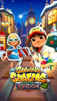Poster Subway Surfers