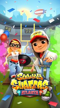 Subway Surfers الملصق