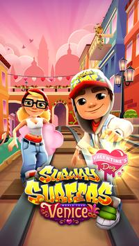 Subway Surfers ポスター