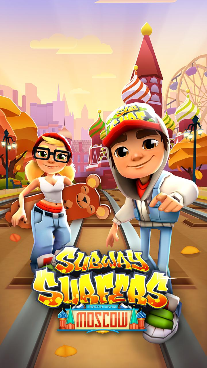 Subway Surfers for Android - APK Download