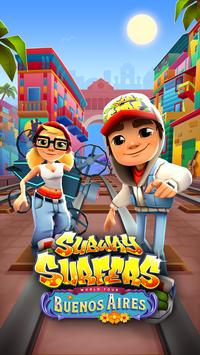 Subway Surfers Affiche