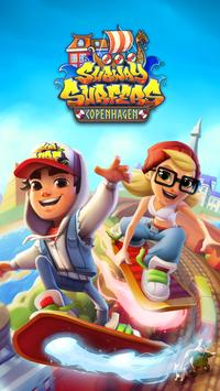 Subway Surfers Plakat