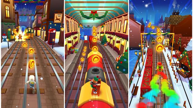 14 Schermata Subway Surfers