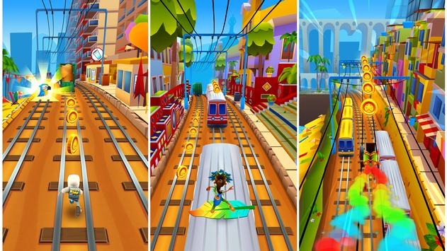 Subway Surfers скриншот 14