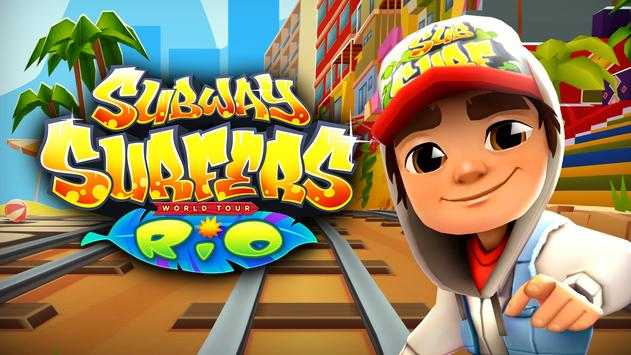 Subway Surfers скриншот 13