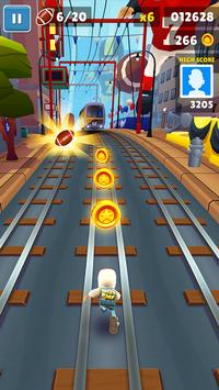 Subway Surfers captura de pantalla 1
