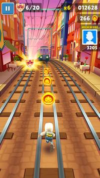 1 Schermata Subway Surfers