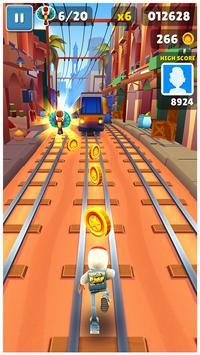 Subway Surfers screenshot 1