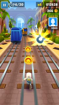 Subway Surfers capture d'écran 1
