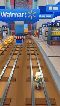 Subway Surfers captura de pantalla 1