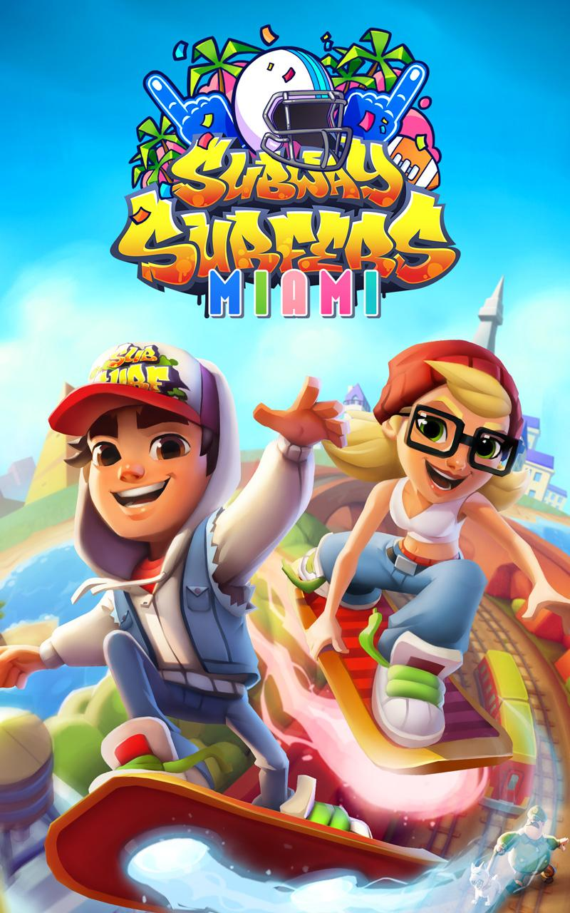 Download Subway Surfers APK Android - Andy - Android